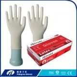 Machines de production de gants d'examen en latex pour produire des gants en latex