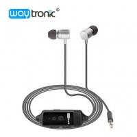 3.5mm filé écouteur mp3 enregistreur d'appel de conversation de téléphone mobile