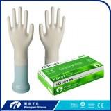 9 '' gants d'examen jetables hôpital vinyle fabricant