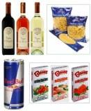 Pâtes,et Epices en destockage et en suivi d'origine Italie
