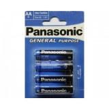 Batterie panasonic AA LR6