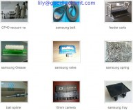 SMT spare parts for Samsung CP40/CP45/CP60