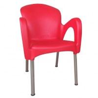 Plastic Arm Chair Garden Chair