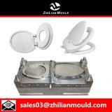 Toilettes d'injection housse de siège moule en plastique de haute qualité.