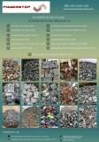 Metal scrap regular supply