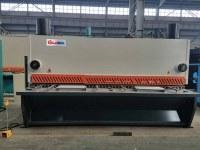 QC11K-CNC Hydraulic Guillotine Shearing Machine-DELEM DAC360 System