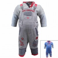 10x Ensembles 2 pieces Lee Cooper du 3 au 24 mois