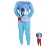 12x Pyjamas polaires Mickey du 2 au 8 ans