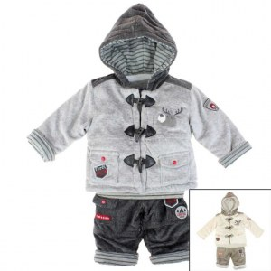 18x Ensembles 3 pieces Tom Kids du 1 au 18 mois