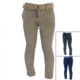 15x Pantalons slim velours Tom Jo du 6 au 14 ans