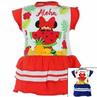 10x Robes Minnie du 3 au 24 mois