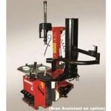 Machine démonte pneus automatique Titanium 200 avec colonne basculante
