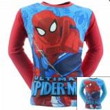 12x T-shirts manches longues Spiderman du 2 au 8 ans