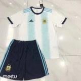 Uniforme de football maillot de football à domicile Argentine 2019-2020