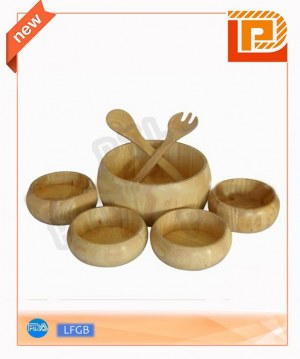 Bamboo/woodenSalad Bowl