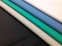 Imperméable PU tissu enduit pour des tabliers et des adultes Bibs