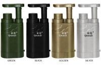 Multifonctions Portable extérieure Filtre à eau