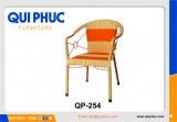 Imitation Rattan chair - QP 254