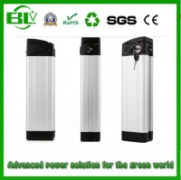 High Capacity Battery Pack for E-Bikes 24V11ah E-Bike Battery Whitebait Type Battery Pack