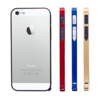 Ultra Fine BUMPER Aluminium coque metal pour iPhone 5