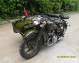 High configure customize motorcycle sidecar