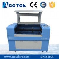 Co2 gravure laser machine de découpe pour le bois, l'acrylique, le cuir, le caoutchouc, le verre...