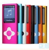 Grossiste, fournisseur et fabricant M52/MusicTube 4 Gen MP3 Player (4GB, 8 Color Availa...)