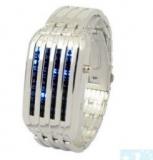 Grossiste, fournisseur et fabricant lw39/new fashion 44 led digital lady & man binary wrist watch