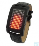 Grossiste, fournisseur et fabricant LW11/Montre LED numérique binaire noir ,avec led de...