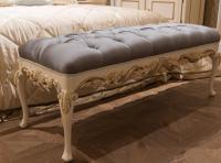 Bedroom Furniture Modern Designs Wooden Bed End Stool foshan furniture