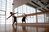 Modern Full Wall Mirror Dance Studio Mirror