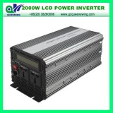2000W LCD off Grid UPS Charger Power Inverter/Power Converter (QW-2000MUPSLCD)