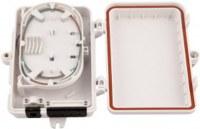 4 Noyau Mini FTB fibre optique Résiliation Box Waterproof FTTH / FTTX Boîte de distribu...