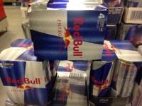Red Bull boissons énergétiques et autres boissons énergisantes