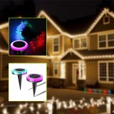 CE FCC ROHS Solar Led Decorative String Light with Remote Control