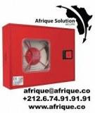 Guinée Conakry poteau d'incendie et RIA