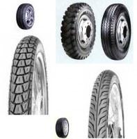 Automotive Rubber Tyre