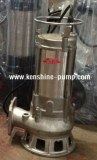 S Stainless steel submersible sewage pump