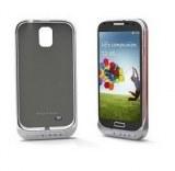 3200mAh batterie externe coque avec le support pour Samsung I9500 Galaxy S4