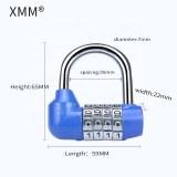 Casier de sécurité lettres serrure à combinaison XMM-8057