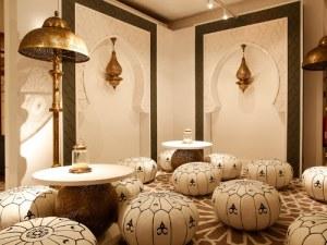 Salons, canapés et meubles marocains