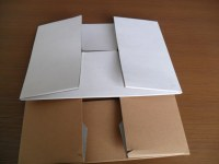WATERPROOF SOLID CARDBOARD BOXES