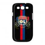 Samsung Galaxy S3 Housse coque de club football français Olympique Lyon logo pour fans