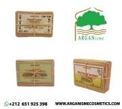 Fournisseur en gros du Savon naturel à base d'huile d'argan