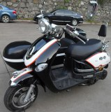 High configure mini electric motorcycle sidecar