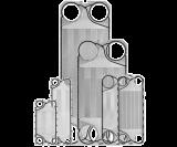 Semi-Welding Plate Heat Exchanger
