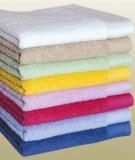 Serviettes tissu éponge tout type