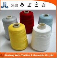 Flame retardant Sewing thread