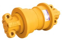 Heavy roller for excavator/bulldozer