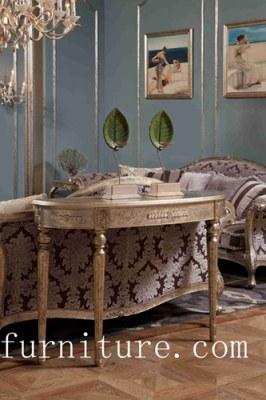 Table latérale FH-108 de salon de table de buffet de table de coin de table de console...